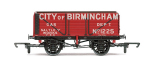 Hornby R6513 City of Birmingham Gas Dept. - 8 Plank Wagon
